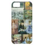 Impressionist Collage iPhone 5C Cases