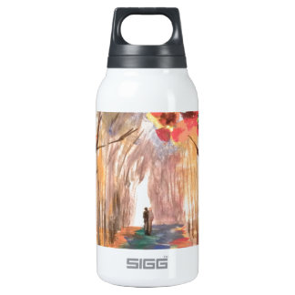 Impressionist Path 10 Oz Insulated SIGG Thermos Water Bottle