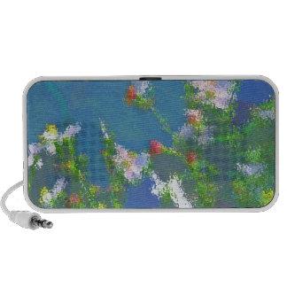 Impressionist Ripple Portable Speaker