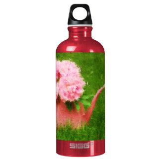 Impressionist Style Pink Peonies SIGG Traveler 0.6L Water Bottle