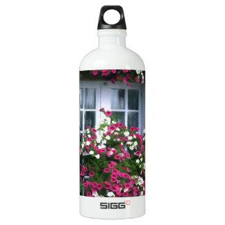 Impressionist Summer flowers cottage SIGG Traveler 1.0L Water Bottle