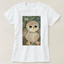 """Impressionist Sweet Owl"" T-Shirt"