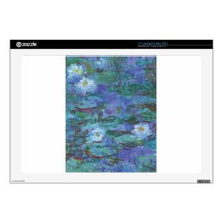 Impressionist Texture Laptop Decal