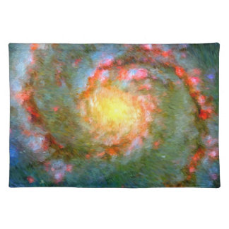 Impressionist Whirlpool Placemats
