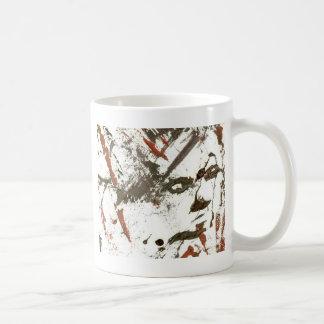 Impressionistic face Mug Coffee Mugs