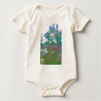 Impressionistic One Baby Bodysuit