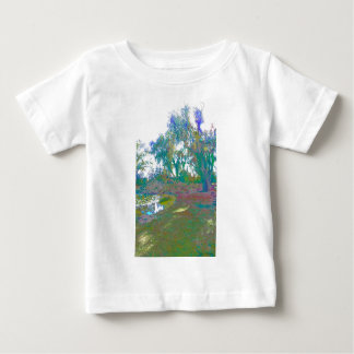 Impressionistic One Baby T-Shirt