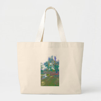 Impressionistic One Large Tote Bag