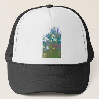 Impressionistic One Trucker Hat