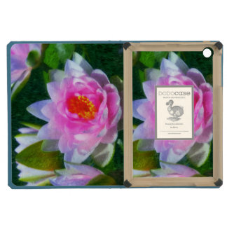 Impressionistic Water Lily ipad Covers