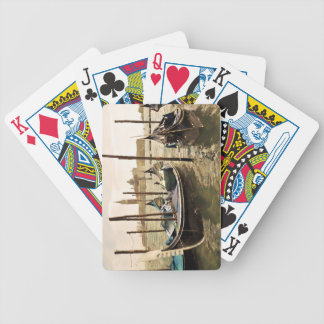 Impressionitaly - Venice Gondole Bicycle Playing Cards