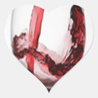Impressions Heart Sticker