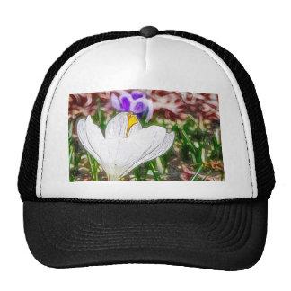 Impressions Of The Crocus Garden Trucker Hat
