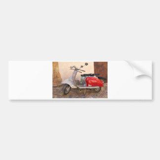 Impressitaly Lambretta Scooter Bumper Sticker