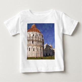 Impressitaly Pisa Battistero Baby T-Shirt