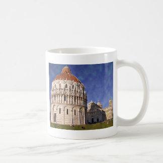Impressitaly Pisa Battistero Coffee Mug