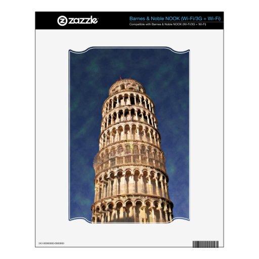 Impressitaly Pisa Tower NOOK Decals