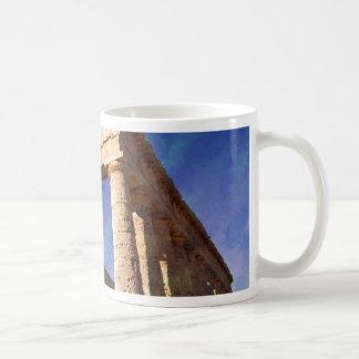 Impressitaly Temple Sicily Coffee Mug