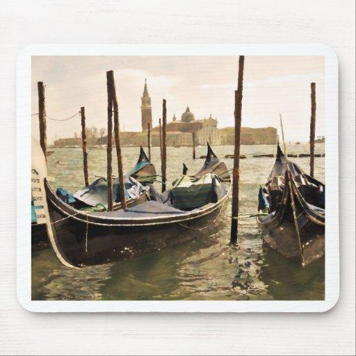 Impressitaly Venezia Gondole Mouse Pads