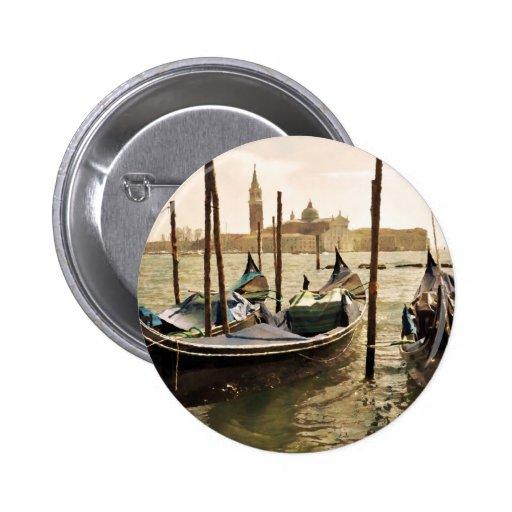 Impressitaly Venezia Gondole Pins