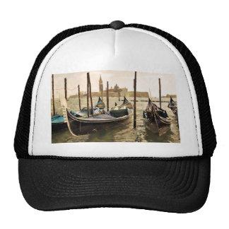 Impressitaly Venezia Gondole Trucker Hat