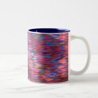 """""""Impressive"""" by qcbucki Two-Tone Coffee Mug"""