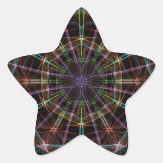 Impressive Improvisation Star Sticker