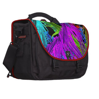 impressive moments full of color- neon colored bag for laptop
