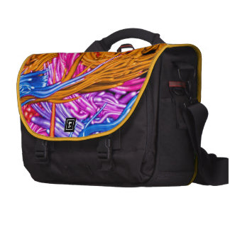 impressive moments full of color- strong colors laptop computer bag