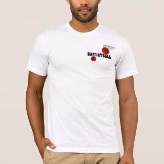 Impressive Sports Tee Shirt - Basketball Design