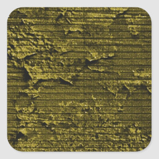 impressive texture square sticker