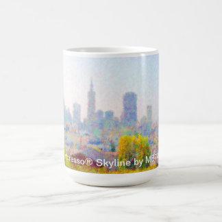 Impresso® Skyline by MB7Art Mug