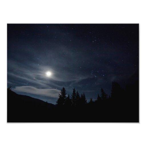 """IMPRIME el ~ """"estrellado… Noche estrellada… """" Impresiones Fotograficas"""