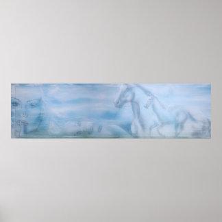 imprimes pferd, pferde, horse, horse, print, poste posters