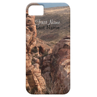 Imprint of a Man; Customizable iPhone SE/5/5s Case