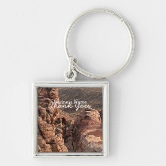 Imprint of a Man; Promotional Keychain