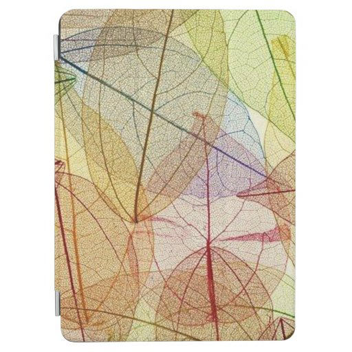 Imprint Of Leaves iPad Air Cover