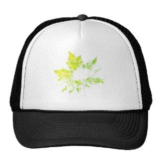 Imprint of Maple Leaf Trucker Hat