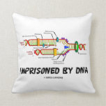 Imprisoned By DNA (DNA Replication) Pillow
