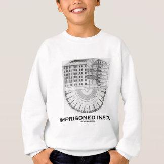 Imprisoned Inside (Jeremy Bentham Panopticon) Sweatshirt