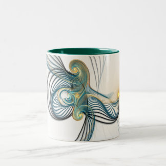 Improbable Song Two-Tone Coffee Mug