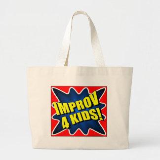 Improv 4 Kids Large Tote Bag