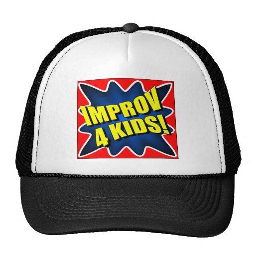 Improv 4 Kids Trucker Hat