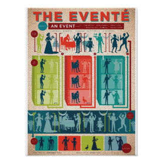 Improv Form: The Evente Poster