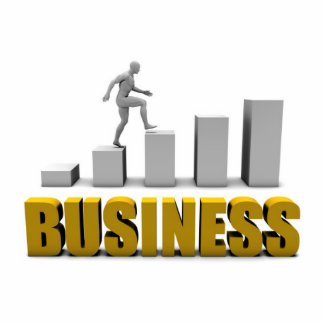 Improve Your Business  or Business Process as Conc Cutout