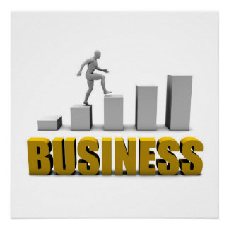 Improve Your Business  or Business Process as Conc Poster