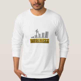 Improve Your Business  or Business Process as Conc T-Shirt