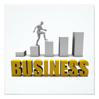Improve Your Business  or Business Process Card