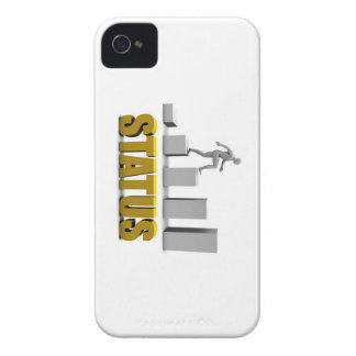 Improve Your Status or Business Process as Concept iPhone 4 Case