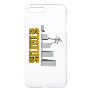 Improve Your Status or Business Process as Concept iPhone 8 Plus/7 Plus Case